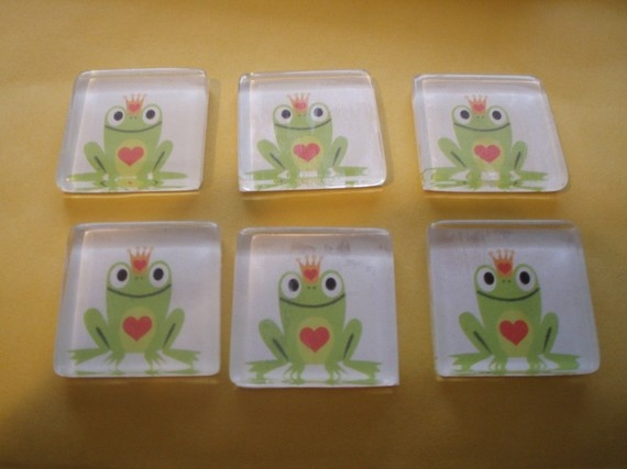 Frog Prince Magnets by CloudNineDesignz on Etsy, $8.00Etsy Favorite, Awesome Finding, Baby Shower Favors, Prince Magnets, 8 00, Magnets Sets, Frogs Prince, Etsy Finding, Etsy Items