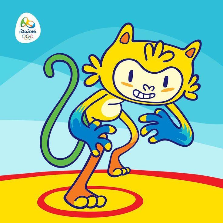 Rio 2016 - Olympic Wrestling Logo