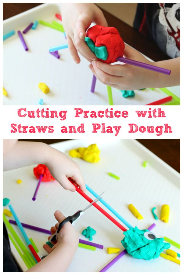 17 Best Images About Fine Motor On Pinterest Straws