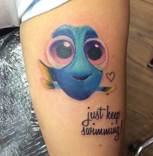 17 Best Ideas About Dedication Tattoos On Pinterest: 17 Best Ideas About Dory Tattoo On Pinterest