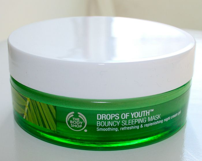 The Body Shop | Drops of Youth Bouncy Sleep Mask