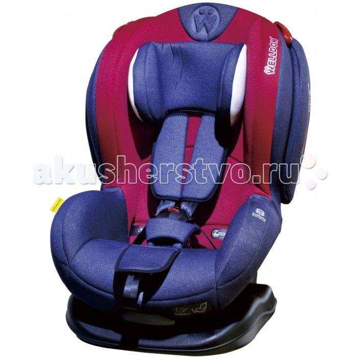Автокресло Welldon Royal Baby SideArmor & CuddleMe  Детское автокресло Royal Baby SideArmor & CuddleMe предназначено дл детей группы 1-2 (9-25 кг) примерно до 7 лет. Кресло изготовлено их высококачественных материалов, обеспечиващих комфорт и безопасность во врем поездки. Спинка имеет 5 положений, что позволет выбрать самый оптимальный вариант дл сна.  Благодар усиленной боковой защите Side Armor боковые подушки защищат голову ребенка от бокового удара. Цельнолитой корпус сидени, что отлично…