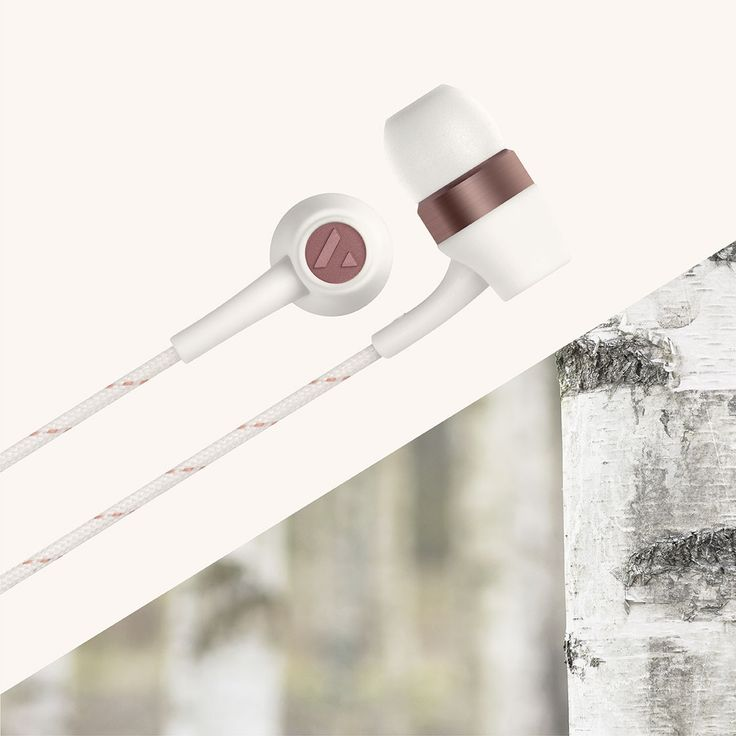 Vain STHLM Originals - Headphones - Broken White
