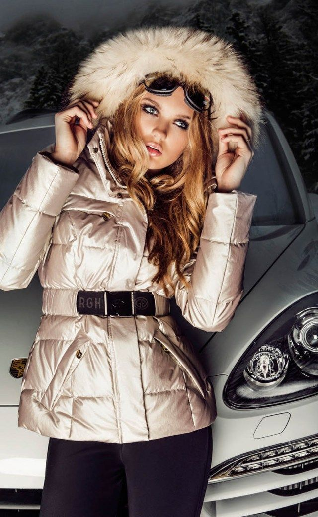 Womens parkas for autumn-winter 2016 (With images