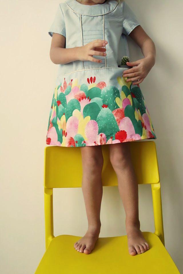 The Ila Dress / Coffeeandthread