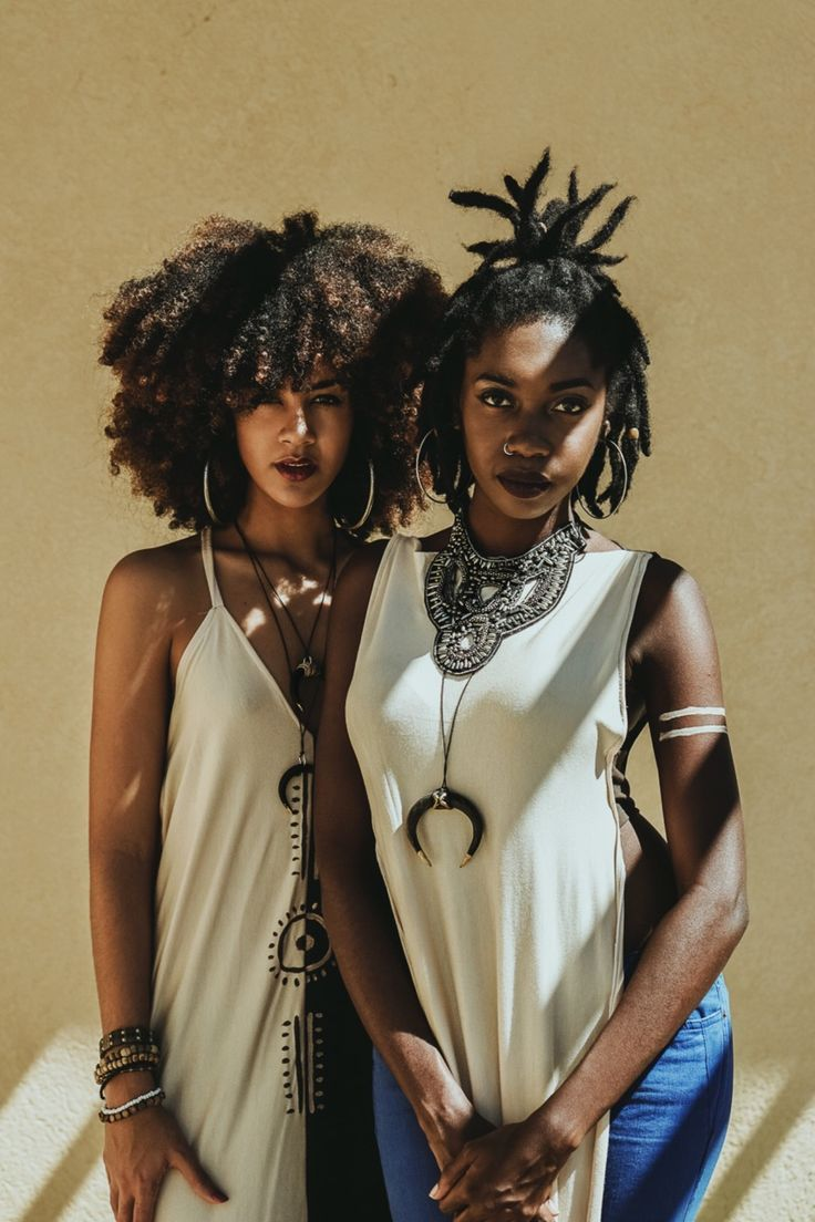 Natural Hair Styles and Fashion | kingkesia: tribe. Photographer @jamieblak IG:...