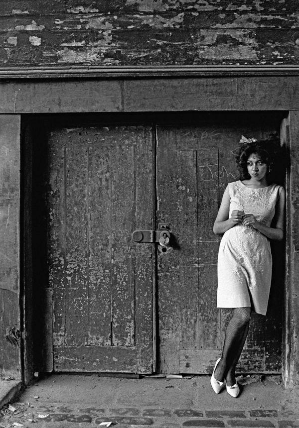 Linda, Cambridge Heath, London, 1980 Syd Shelton