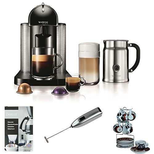 best coffee pod machine with milk frother