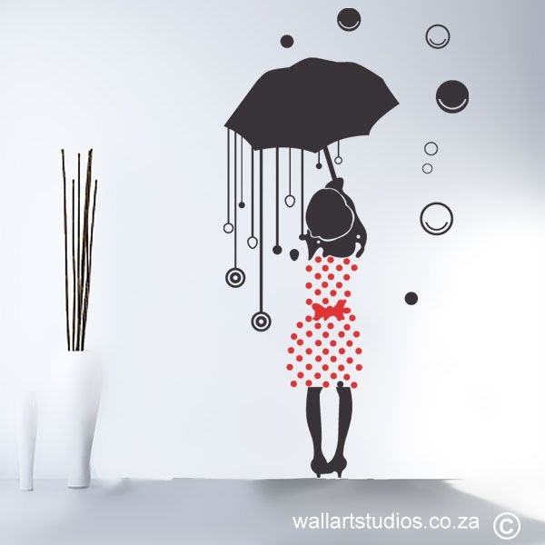 Retro Umbrella (WADD11)