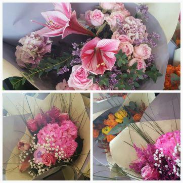 Fleuriste Besancon st valentin