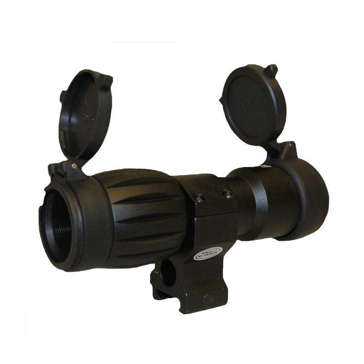 Swiss Arms Magnifier - Vergrößerungsglas 3fach - inkl. 22 mm Montage
