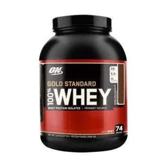 จัดส่งฟรี  ON Optimum Nutrition Gold Standard 100% Whey Double Rich Chocolate(5 lbs.) ของแท้100% USA  ราคาเพียง  3,500 บาท  เท่านั้น คุณสมบัติ มีดังนี้ &เวย์โปรตีนที่ได้รับความนิยมที่สุดจากทั่วโลกการันตีจากรางวัลที่ได้รับมากมาย เช่นอาหารเสริมแห่งปีและรางวัลโปรตีนแห่งปี ติดต่อกันถึง 10 ปี ตั้งแต่ปี2004 จนถึงปี &2013 โดยยอดขายสูงที่สุดจากทั่วโลกเป็นการยืนยันของคุณภาพของเวย์ได้เป็นอย่างดี เหมาะสำหรับผู้ที่ต้องการ Whey Protein คุณภาพสูงในการเสริมสร้างกล้ามเนื้อ…