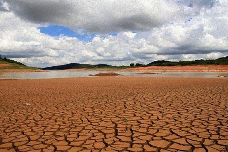 Mais de 850 municípios brasileiros estão em situação de emergência por falta de água