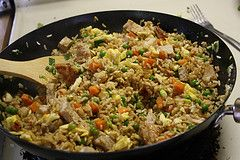 Pork Fried Rice Recipe | Free Online Recipes | Free Recipes