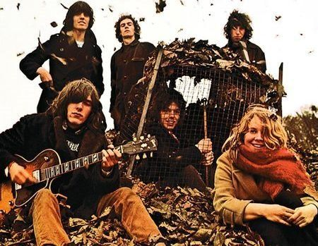 Fairport Convention: more folk than rock, but this IS the band that gave Richard Thompson his start, so ...