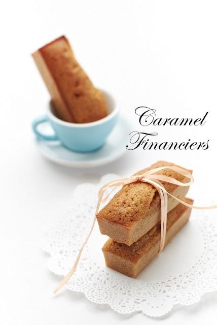 Caramel Financiers