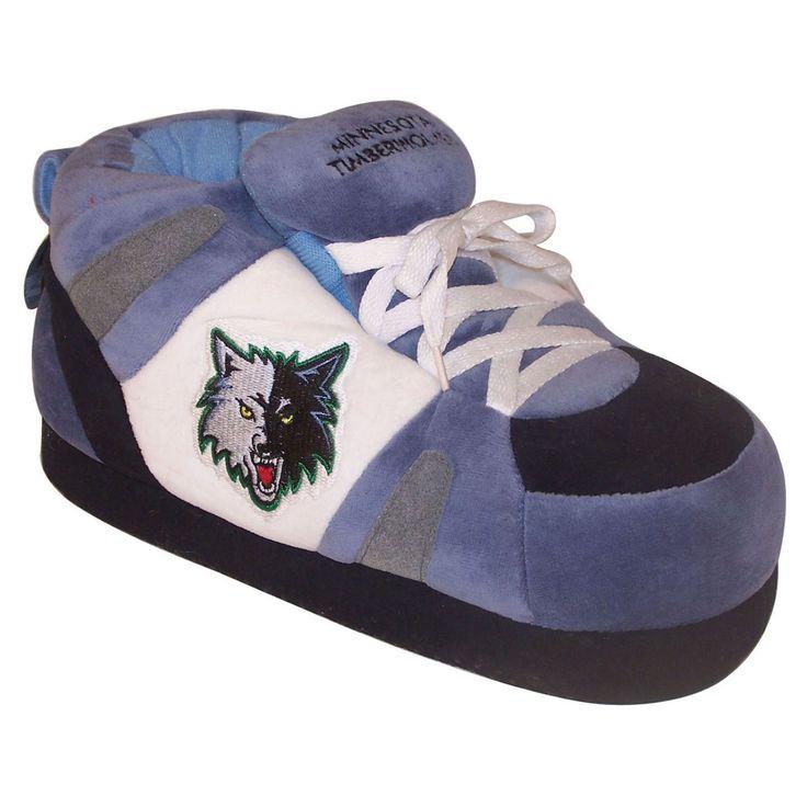 Comfy Feet NBA Sneaker Boot Slippers - Minnesota Timberwolves - MTI01LG
