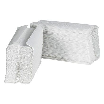 They are the most cost-effective solution available at Ameripak for hand drying. Hard wound, C-fold, multi-fold center