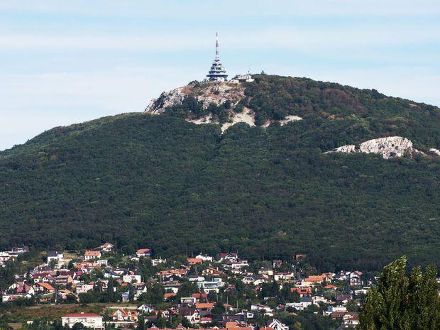 Nitra Zobor  Millenary Monument