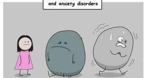 Κόμικ εξηγεί γιατί το άγχος και η κατάθλιψη είναι δύσκολο να καταπολεμηθούν