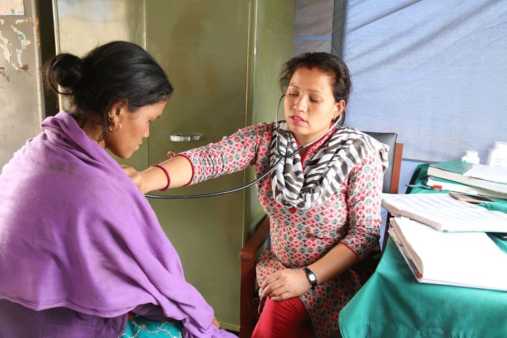 Communities In Need of A Proper Health Facilities After Nepal Earthquake | World Vision Ireland