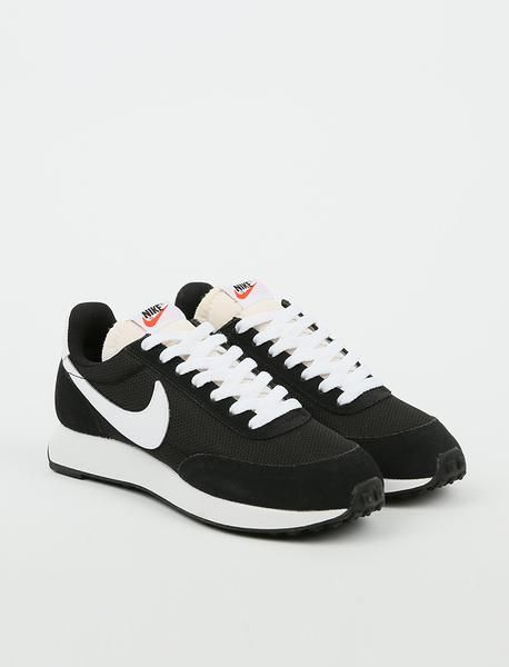 huge discount db4c5 65d23 Nike Air Tailwind  79 - Black White-Team Orange