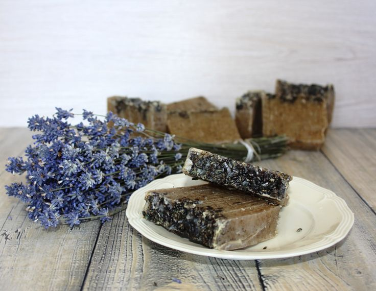 Levandulové mýdlo – Těhníkovi