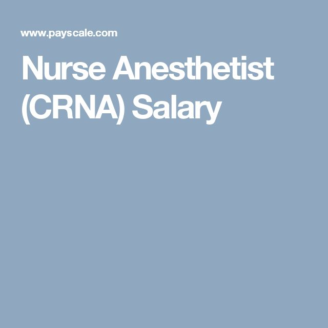 Best 25+ Nurse anesthetist salary ideas on Pinterest Student - anesthetic nurse sample resume