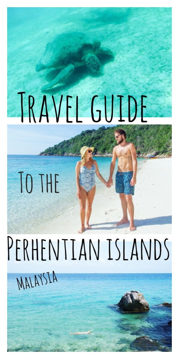 Perhentian Islands Ultimate Travel Guide - find the best beaches, viewpoints, dive spots, snorkeling tours and places to stay