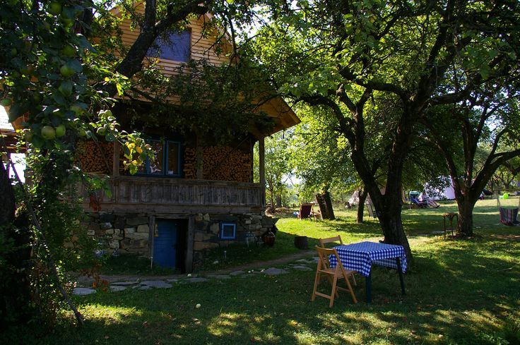 Babou Maramures in Breb, Romania | Campr