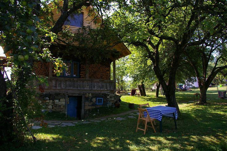 Babou Maramures in Breb, Romania   Campr