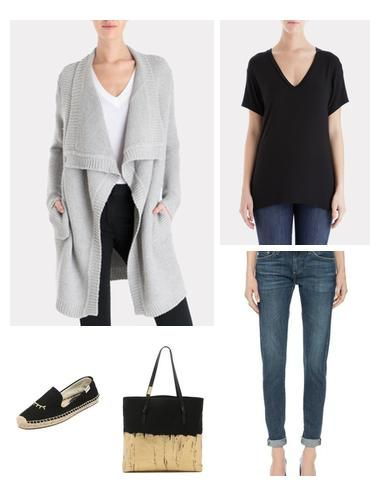 The Noelle Sweater from BB Dakota is stylish longer-length knit perfect for layering. This open-front cardigan features ribbed stitching and pairs well with skinny jeans and a tee. So cozy for weekend outings!
