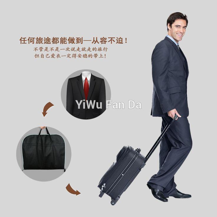 2014 новый портативный складной утолщение костюм пылезащитный чехол костюм крышка пальто пылезащитный мешок хранения бесплатная доставка, принадлежащий категории Хранение и организация дома и относящийся к Для дома и сада на сайте AliExpress.com | Alibaba Group