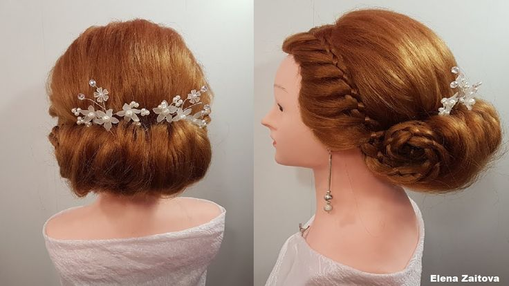 Прически греческая длинные волосы Прическа в греческом стиле 4 е пряди п...