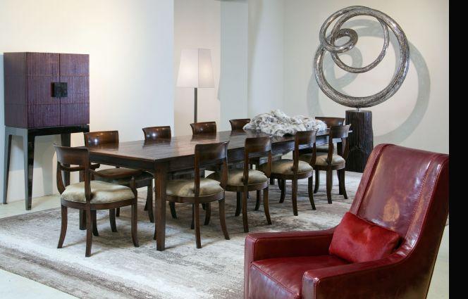 Handmade French oak Brooklyn Chairs - French Polish Finish
