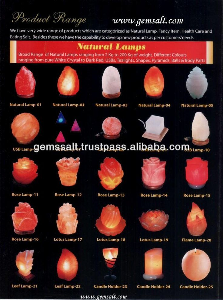 Himalayan Salt Lamps, USB Salt Lamp Salt crafts