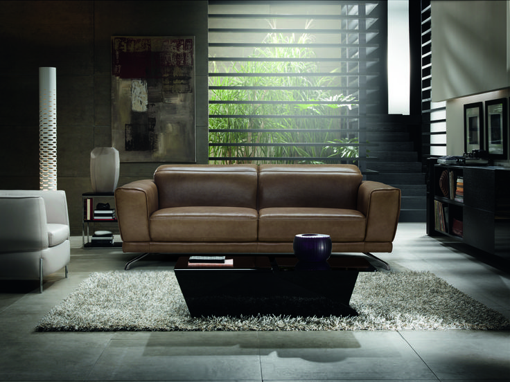 New from the 2014 2015 collection the vittario sofa natuzzi design leather canada 39 s first - Natuzzi vancouver ...