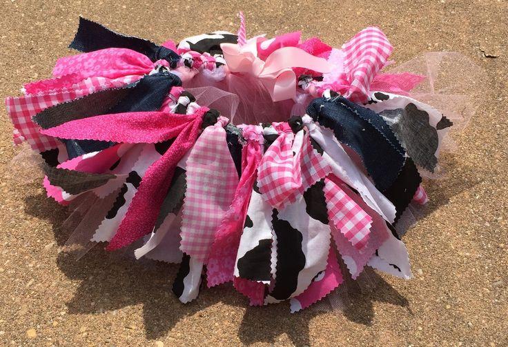 how to make a cowgirl tutu