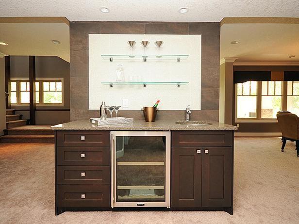 Smartly Home Wet Bar Designs