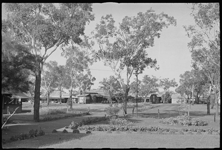 022248PD: Hospital and administration block, Derby Leprosarium, 1948. http://encore.slwa.wa.gov.au/iii/encore/record/C__Rb2373255__SHospital%20and%20administration%20block%2C%20Derby%20Leprosarium__Orightresult__U__X6?lang=eng&suite=def
