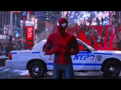 The Amazing Spider-Man 2 - Official Trailer 3 Extended [HD] 2014 Movie - YouTube