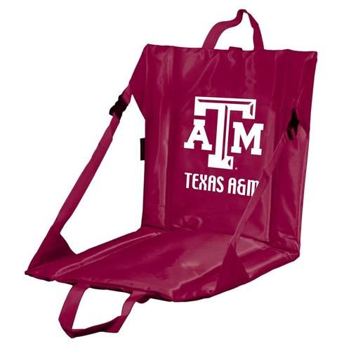 Texas A&M Aggies Stadium Seat With Back