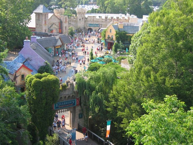 Busch Gardens Williamsburg Ireland Virginia Is For Lovers