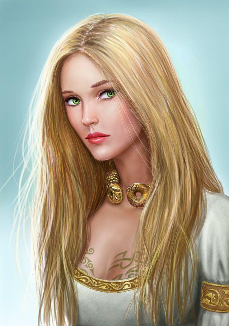 Blonde Character Inspiration: 122 Best Blond Hair Girl