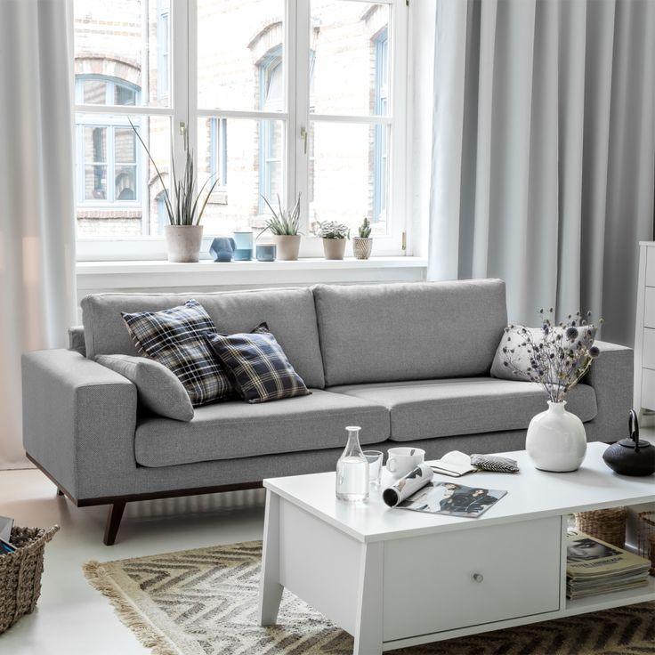 the 25 best sofa hellgrau ideas on pinterest ikea teppich grau sofa skandinavisches design. Black Bedroom Furniture Sets. Home Design Ideas