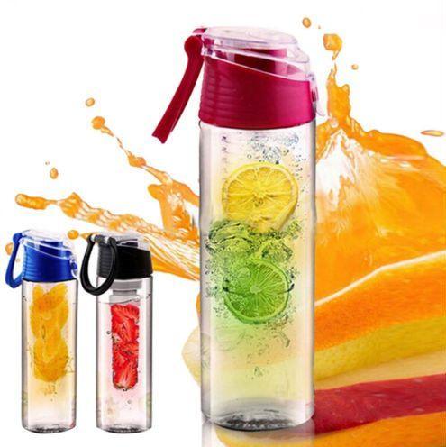 Infusion Water Detox Bottle (BPA Free)