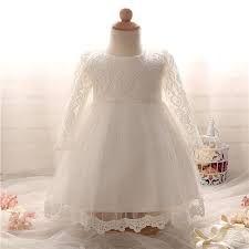 Resultado de imagen para vestidos para bautizo niña