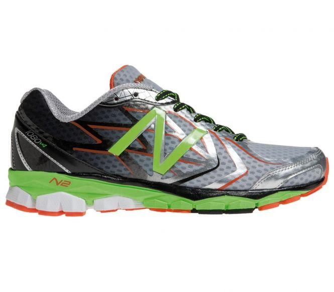 New Balance - M1080 D Chaussures de running pour hommes (vert/argent)