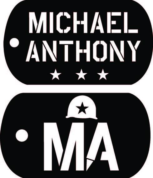 Michael Anthony Logo Design