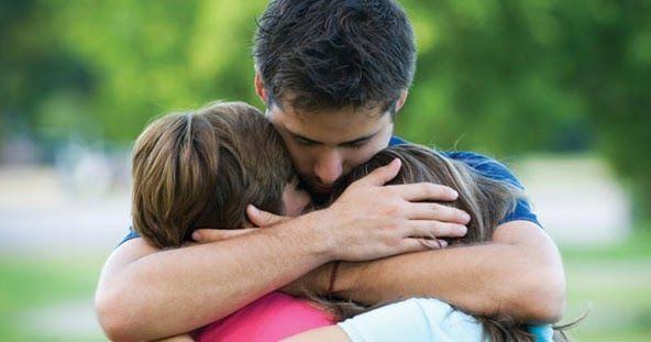 Bijbeldstudie voor tieners over God die ons in Zijn armen sluit.